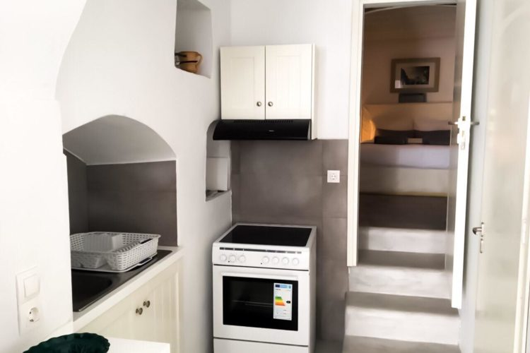 Traditional Apartment in Chora (Ground Floor)-2